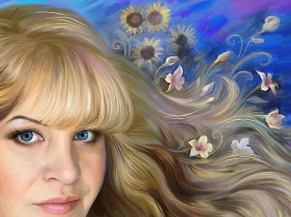 где заказать портрет на холсте в Астрахани