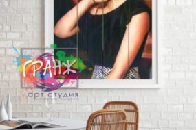 Картины на досках купить в стиле лофт Астрахань